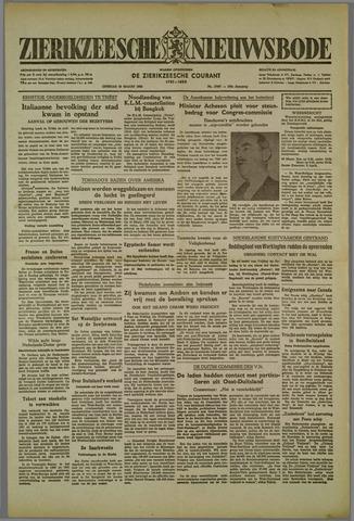 Zierikzeesche Nieuwsbode 1952-03-25