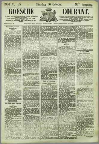 Goessche Courant 1906-10-30