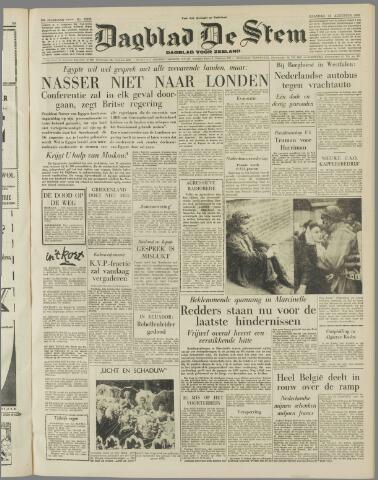 de Stem 1956-08-13
