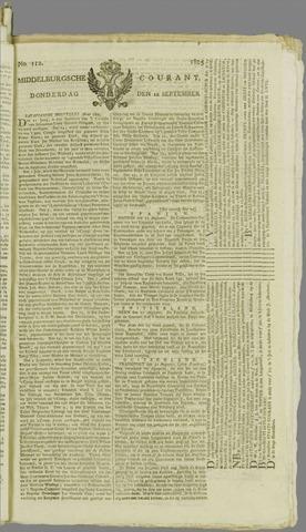 Middelburgsche Courant 1805-09-12