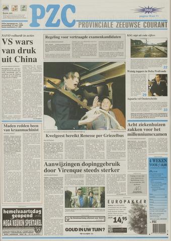 Provinciale Zeeuwse Courant 1999-05-12