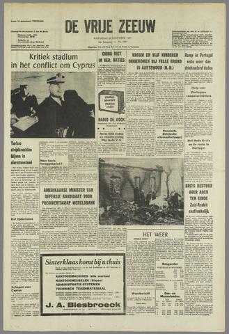 de Vrije Zeeuw 1967-11-29