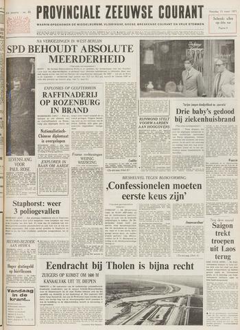 Provinciale Zeeuwse Courant 1971-03-15
