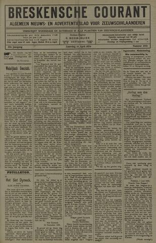 Breskensche Courant 1924-04-19