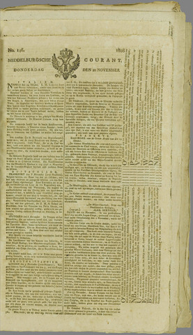 Middelburgsche Courant 1806-11-20