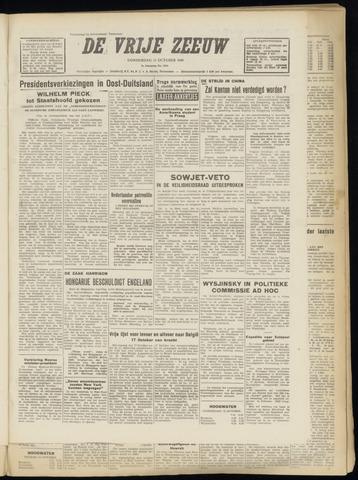 de Vrije Zeeuw 1949-10-13