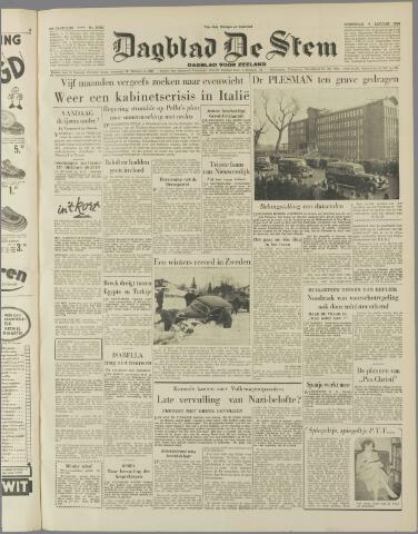 de Stem 1954-01-06