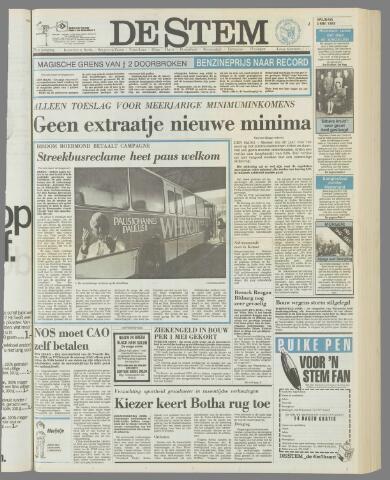 de Stem 1985-05-03