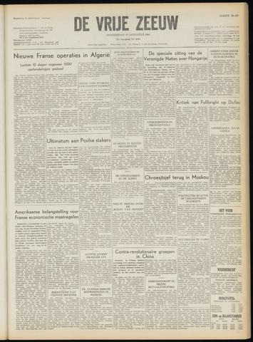 de Vrije Zeeuw 1957-08-15