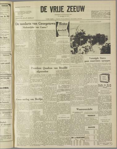 de Vrije Zeeuw 1961-08-26