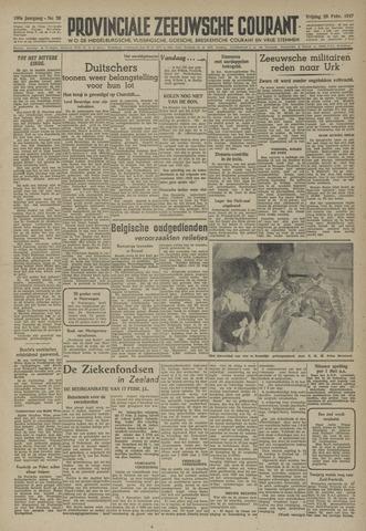 Provinciale Zeeuwse Courant 1947-02-28