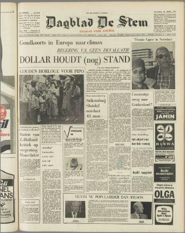 de Stem 1968-03-15