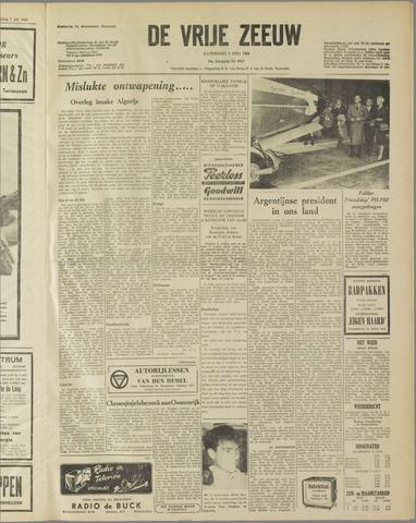 de Vrije Zeeuw 1960-07-02
