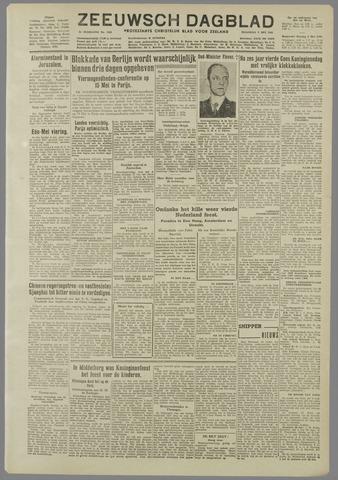 Zeeuwsch Dagblad 1949-05-02