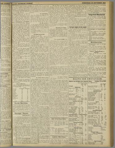 Nieuwe Zeeuwsche Courant 1920-10-01