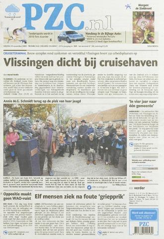 Provinciale Zeeuwse Courant 2009-11-13