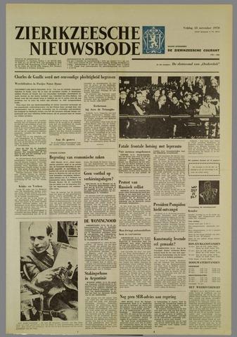Zierikzeesche Nieuwsbode 1970-11-13