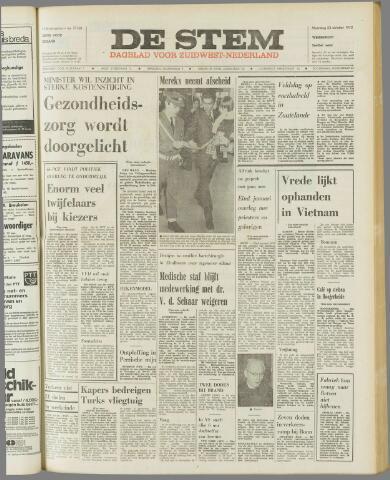 de Stem 1972-10-23