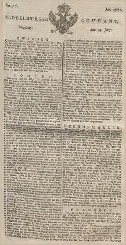 Middelburgsche Courant 1771-06-25