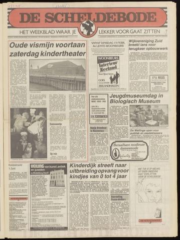 Scheldebode 1983-02-09