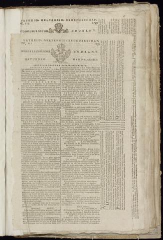 Middelburgsche Courant 1799-08-31