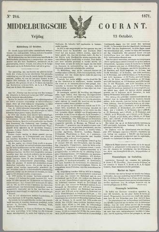 Middelburgsche Courant 1871-10-13