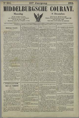 Middelburgsche Courant 1884-12-08