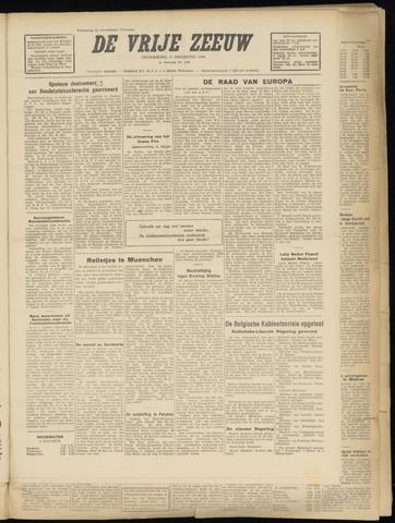 de Vrije Zeeuw 1949-08-11