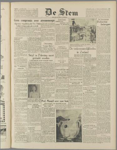 de Stem 1948-11-05