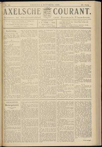 Axelsche Courant 1929-10-04