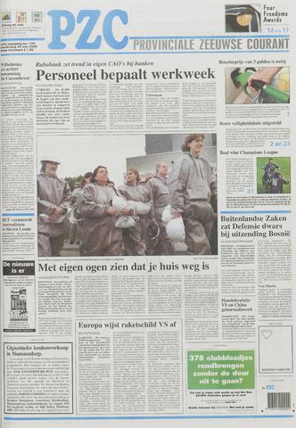 Provinciale Zeeuwse Courant 2000-05-25