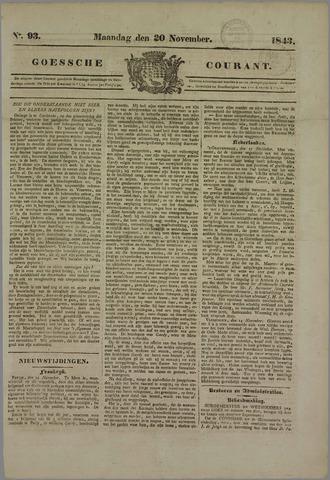 Goessche Courant 1843-11-20