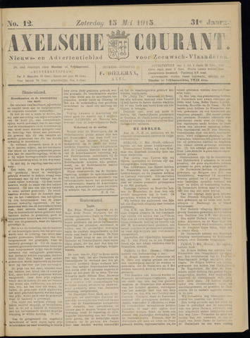 Axelsche Courant 1915-05-15