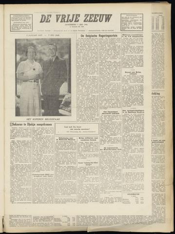 de Vrije Zeeuw 1949-07-07