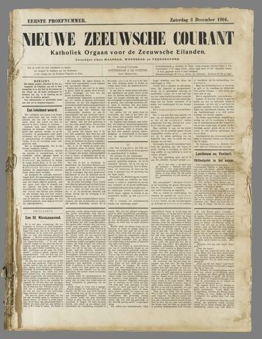 Nieuwe Zeeuwsche Courant 1904