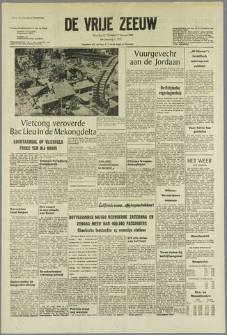 de Vrije Zeeuw 1968-02-12