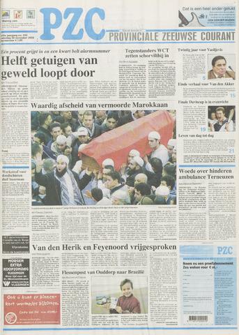 Provinciale Zeeuwse Courant 2002-11-30