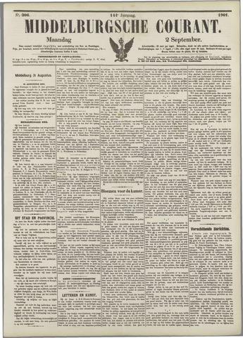 Middelburgsche Courant 1901-09-02