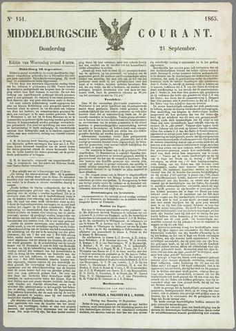 Middelburgsche Courant 1865-09-21