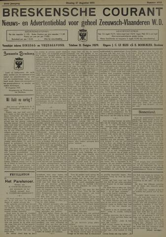 Breskensche Courant 1935-08-27