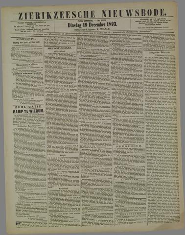 Zierikzeesche Nieuwsbode 1893-12-19