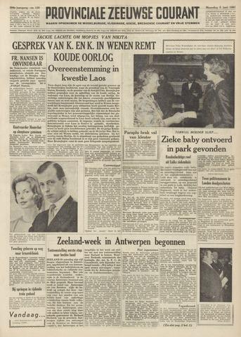 Provinciale Zeeuwse Courant 1961-06-05