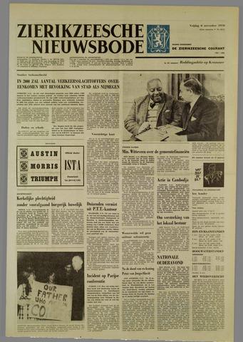 Zierikzeesche Nieuwsbode 1970-11-06
