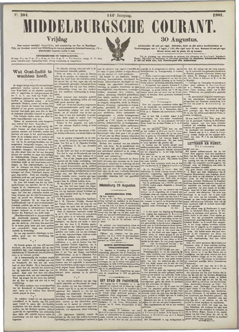Middelburgsche Courant 1901-08-30