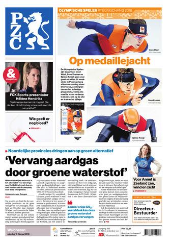 Provinciale Zeeuwse Courant 2018-02-10