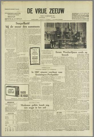 de Vrije Zeeuw 1963-12-20