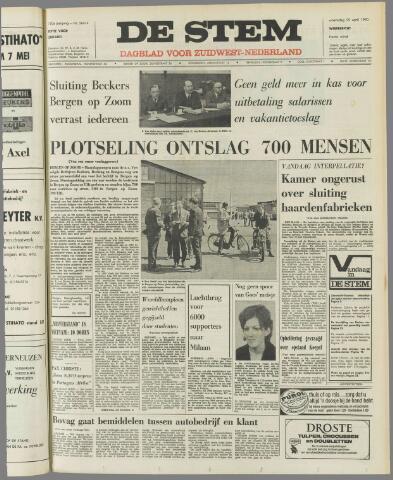 de Stem 1970-04-29