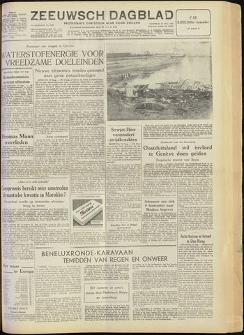Zeeuwsch Dagblad 1955-08-13