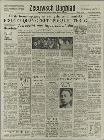 Zeeuwsch Dagblad 1959-04-28