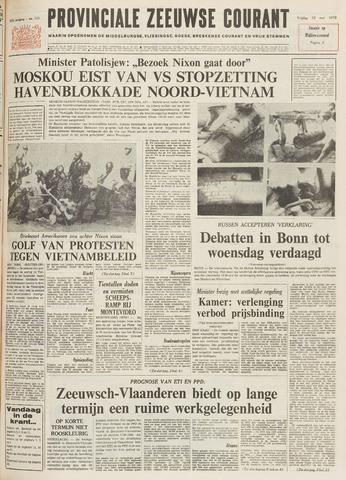 Provinciale Zeeuwse Courant 1972-05-12